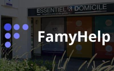 Nos agences sont visibles sur l'application FamyHelp